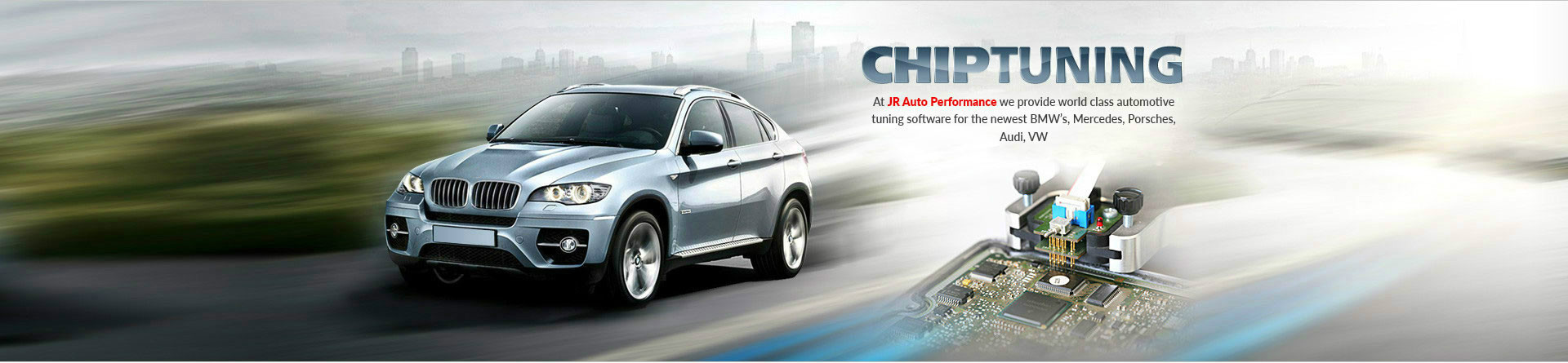 Chiptuning, performance software